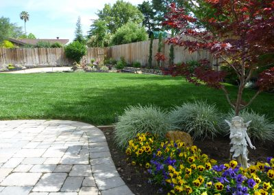 Backyards - Vince's Landscaping - Martinez, Concord, Pleasant Hill, Landscaping Martinez