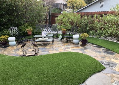 Backyards - Vince's Landscaping - Martinez, Concord, Pleasant Hill